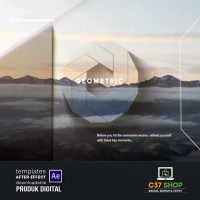 SIMPLE SHAPES Opener | Videohive After Effect Template
