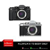 Fujifilm X-T3 Body Only PWP Fujinon Lens XF 23mm F2 WR