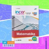 Buku Latihan Soal Tematik INCER Matematika SMP MTs Kelas 7