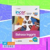Buku Latihan Soal Tematik INCER Bahasa Inggris SMP/MTs Kelas 7