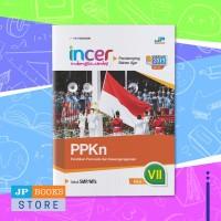 Buku Latihan Soal Tematik INCER PPKN SMP MTs Kelas 7