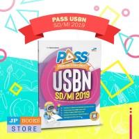 Buku Latihan Soal UN PASS Panduan Siswa Sukses USBN SD- MI 2019
