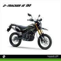 Kawasaki D-Tracker 150 Special Edition