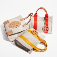 93ae4064c765 Tas Wanita Tory Burch Miller Canvas Mini Tote