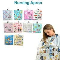 Nursing Apron Petite Mimi / Penutup Menyusui / Nursing Cover