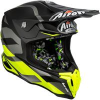 Helm Airoh Twist GREAT Anthracite Matt Motorcross Motocross MX