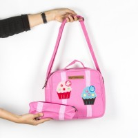 Erfa Handmade Sling Bag Cupcakes Tas selempang Anak