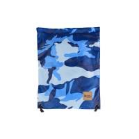 (ARMY BIRU) Tas Serut String Bag Drawstring Bag