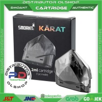 CARTRIDGE SMOANT KARAT POD STARTER KIT AUTHENTIC - Not Smoant S8