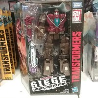 Transformers war for cybertron siege deluxe skytread