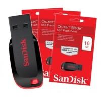 Original Flashdisk Sandisk Cruzer Blade 16gb