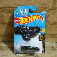 DIECAST HOT WHEELS DC JUSTICE LEAGUE BATMOBILE BATMAN