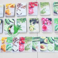 Nature Republic Real NATURE MASK Sheet (Masker Wajah)