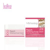 Langsre Peach Whitening Power Cream - Mini