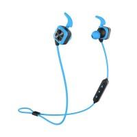 Bluedio CCK KS Plus Sports Earphone Wireless Bluetooth 4.1 - Biru