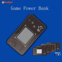 2in1 Power Bank Gameboy Retro Classic Built in 8-bit 188 games 4000mAh