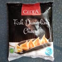 Cedea Fish Dumpling Cheese/Keju 200gr TERMURAH! (Hanya Gosend/Grab)