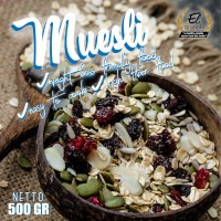Muesli 500 Gr / Rolled Oats / Elgranola / Healthy