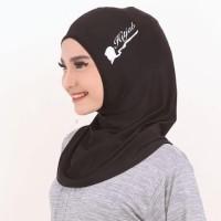 Hijab Sport Olahraga Gym Lari Renang Kerudung Instant