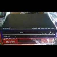 OXXO dvd player alat pemutar kaset cd dvd vcd mp3 mp4 karaoke