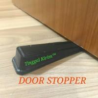 Karet penahan karet pengganjal ganjal pintu. DOOR STOPPER. Door stoper