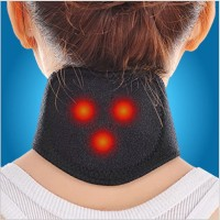 Tourmaline Neck Belt heating magnetic Therapy Neck Support
