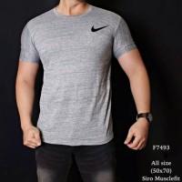 Baju kaos NIKE MISTY gym fitness fashion training / Kaos Running