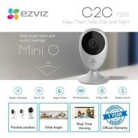 EZVIZ C2C IP Cam CCTV Wifi HD 720p [BEST SELLER]