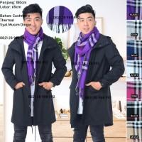 syal musim dingin, baju winter, scarf shawl pashmina, long john winter