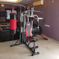 Home Gym 3 Sisi TL-077 + Sansak Homegym TL077 Samsak Multi Gym