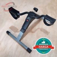 Sepeda Statis Mini - Terapi Kaki Tangan Stroke Patah Tulang Lansia