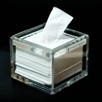 Kotak tissue / display tissue / tempat tissue akrilik / tissu