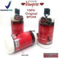 Harga promo asyik handbody lotion vampire 500 ml bpom body lotion | Pembandingharga.com