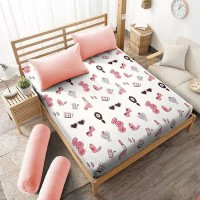 kintakun jedar collection sprei fitted kosmetik size 180x200cm