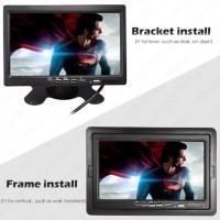 TV Monitor TFT LED Ondash 7 Inch USB Memory Card Speaker TERLARIS PO