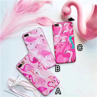 Case Flamingo Oppo F5 F3 F1s Plus Casing Softcase Silikon Cover Slim