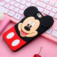 Case iPhone 6/6s/6g Minnie Mickey Mouse Disney Soft Silikon Slim Cover