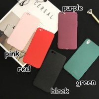 Case Oppo F1s / A1601 Candy Sand Scrub Ultra Thin Softcase Pasir