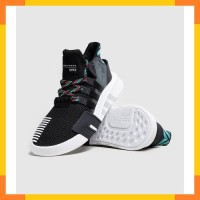 ADIDAS EQT ADV BasketBall Core Black High Premium Original Sepatu