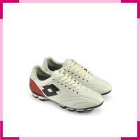 JAVA SEVEN Fabrizio SND 116 Sepatu Sepak Bola Pria - Putih Kombinasi