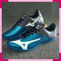 promo bulan ini super diskon Sepatu Futsal Fuma King Biru Pink Grade