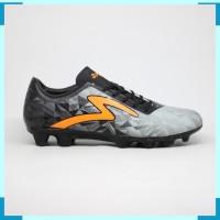 Sepatu Bola Specs Swervo Dynamite FG - Palona Grey 100788
