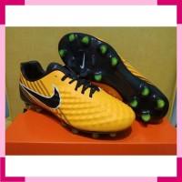 Sepatu Bola - Soccer Nike Magista Opus II Laser Orange - FG