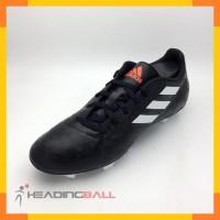 GOOD Sepatu Bola Adidas Original Conquisto II FG Black BB5828 BNIB