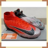 Sepatu Bola - Soccer Nike Mercurial Superfly VI 360 Elite CR7 Crimson