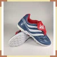 Sepatu Adidas Predator Precision TF Blue Grey White =sport