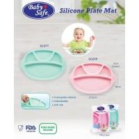 Harga Baby Silicon Plate Travelbon.com