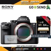 Harga super sale sony alpha a7s mark ii body | Pembandingharga.com