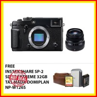Harga km fujifilm xpro2 mirrorless digital camera with xf35mmf2 xf | Pembandingharga.com
