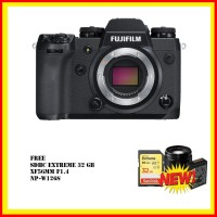 Harga km fujifilm xh1 mirrorless digital camera body only xf 23mm | Pembandingharga.com